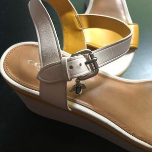 Coach Shoes - Coach Wedges